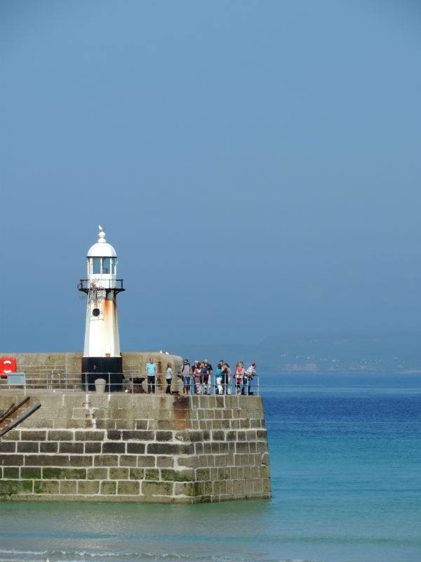 St. Ives lighthouse