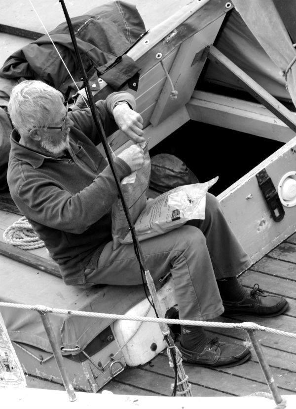 Newlyn fisherman