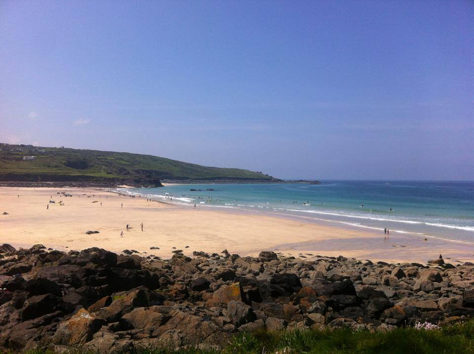 Cornish beaches