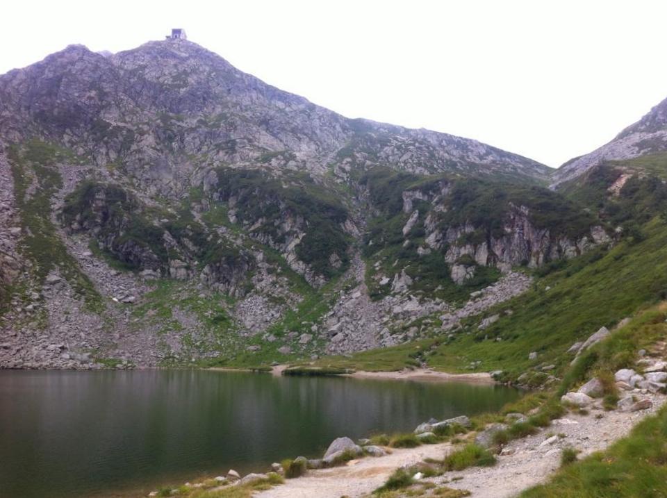 Lago del Mucrone - Valle d'Oropa (BI)