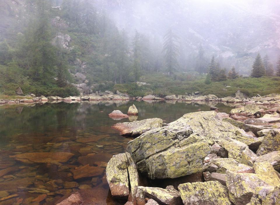 Lago delle Bose - Valle di Oropa (BI)