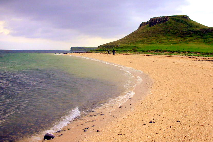Coral Beach - Claigan, Isle of Skye