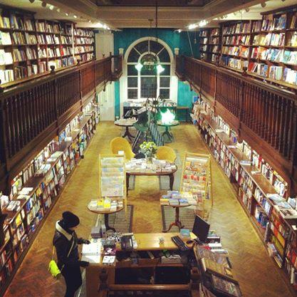 Daunt Books Marylebone - Photo by TheLondonHer