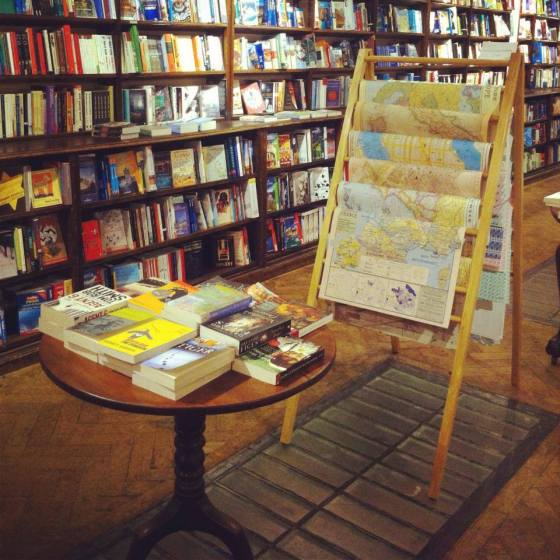 Daunt Books Marylebone - Photo by TheLondonHer