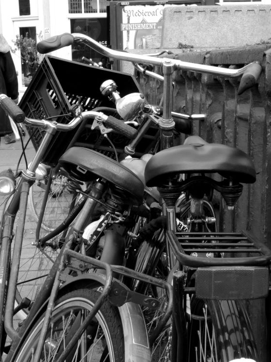 Biciclette - le protagoniste in città