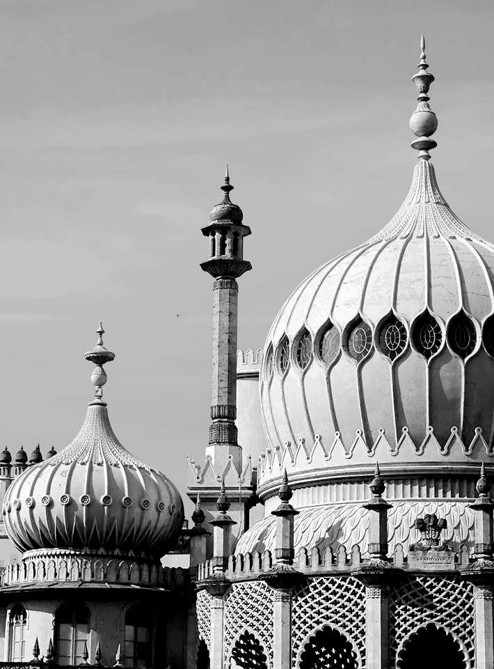Royal Pavilion, Brighton - Photo by TheLondonHer