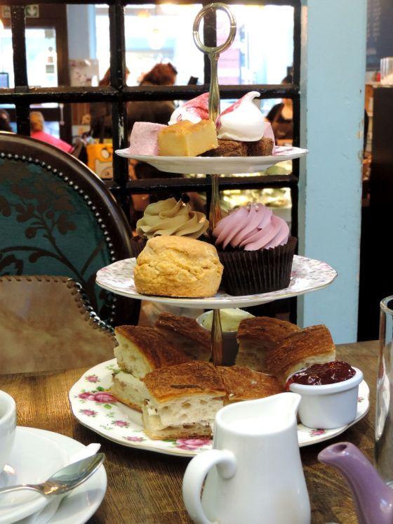 Afternoon Tea @ Bea's of Bloomsbury