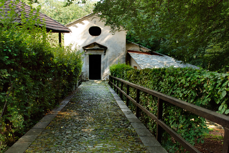 Sacro Monte di Varallo - Photo by Lorenzo Reffo